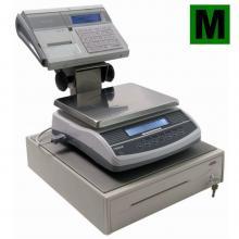 Euroscale - váhopokladna 6/15kg s tiskem účtenky