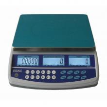 Přesná počítací váha tsqhd 3kg - 15kg s připojením ex. plošiny